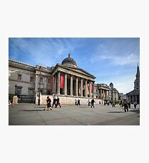 National Gallery - London Photographic Print