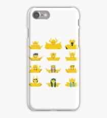 Gold Saints iPhone Case/Skin