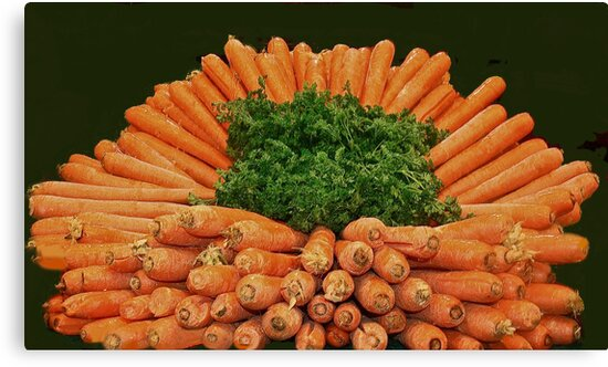 Carrots & Parsley by Heather Friedman