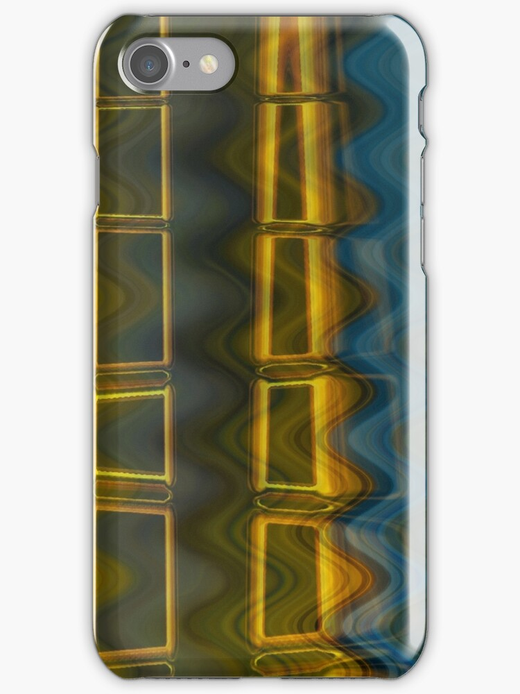 iPhone Case of painting...Crescendo by linmarie
