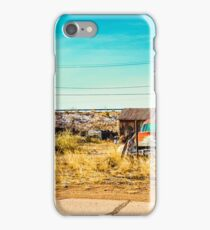 Waste Lands: 10 FWY Scenery iPhone Case/Skin