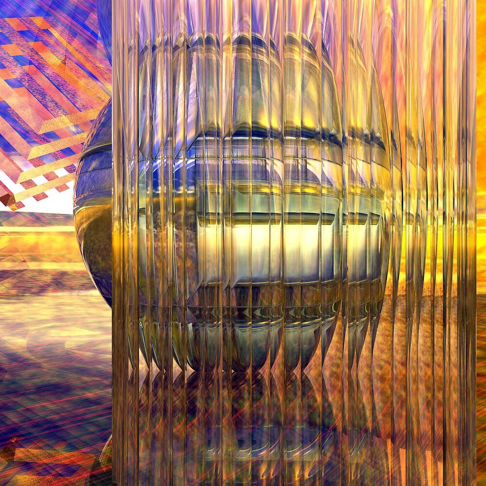 Definition of Design // Behind the Shining Glass by Benedikt Amrhein