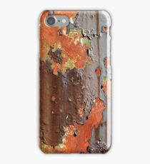 Rusty Icase iPhone Case/Skin