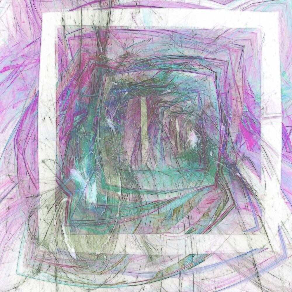 Pastel Shades #1 by Benedikt Amrhein