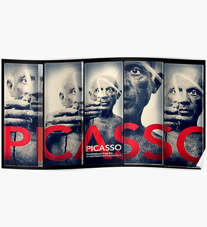 Picasso poster Poster
