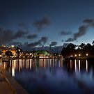 River Torrens Adelaide by Gavin Kerslake