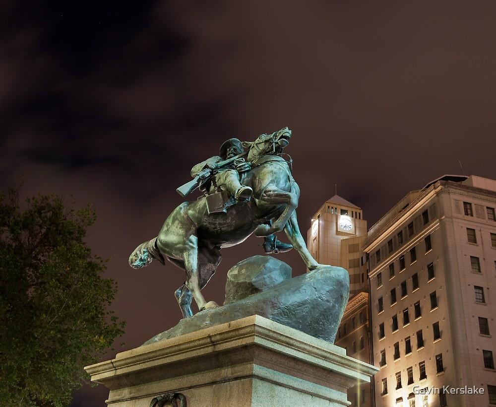 South African War Memorial by Gavin Kerslake