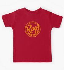 Ray's Music Exchange (worn look) Kids Tee