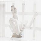 Window light by Alexandra Ekdahl
