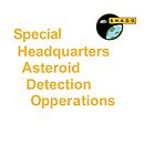 Special Headquarters ASTEROID Detection Opperations by Radwulf