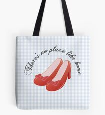 The Ruby Slippers Tote Bag