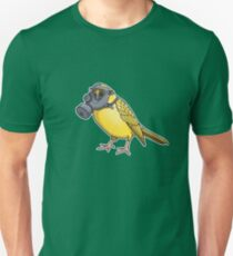 The Birds Aren't Singing Slim Fit T-Shirt