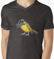 The Birds Aren't Singing Men's V-Neck T-Shirt