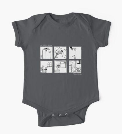 Ninja of Happiness Kids Clothes