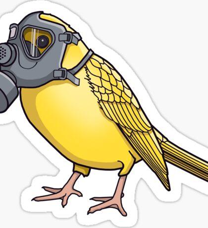 The Birds Aren't Singing Sticker