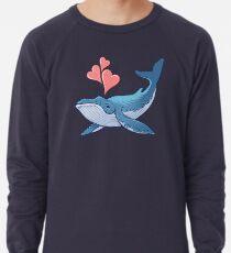 Whale Love! Lightweight Sweatshirt