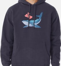 Whale Love! Pullover Hoodie