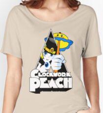 Clockwork Peach Women's Relaxed Fit T-Shirt