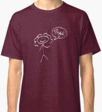 River Song- Bye! (light outline) Classic T-Shirt