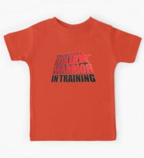AMERICAN NINJA WARRIOR IN TRAINING Kids Clothes