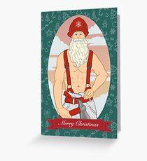 Naked fireman e-cards