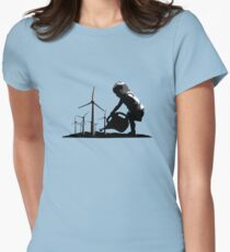 Winds Of Change Women's Fitted T-Shirt