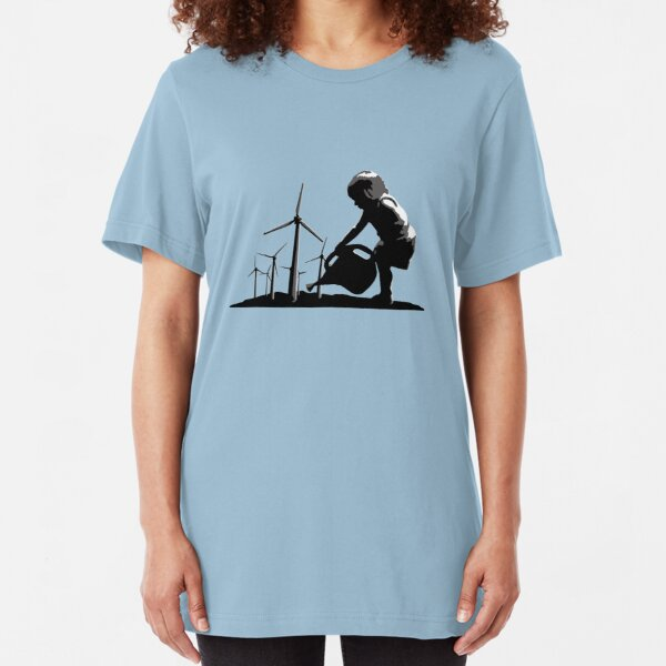 Winds Of Change Slim Fit T-Shirt