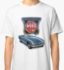 MGB in Blue Classic T-Shirt