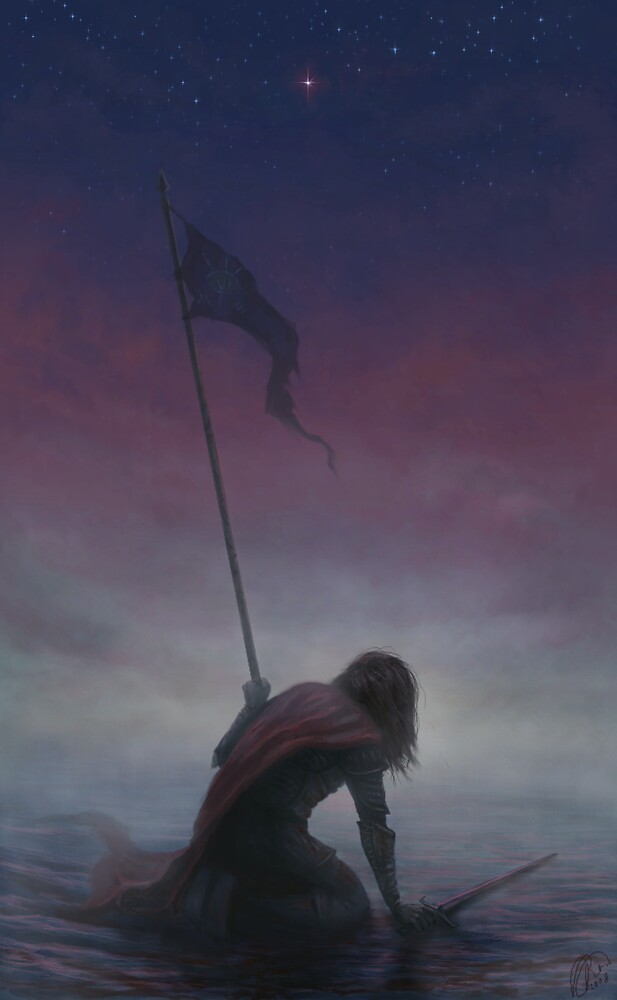 Banner of Hope by Katerina Romanova