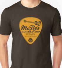 Camiseta ajustada Las reparaciones de McFly - Naranja