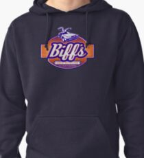 Biff's Auto Detailing Pullover Hoodie