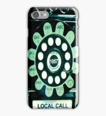 Local Call iPhone Case/Skin