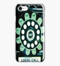 Local Call iPhone Case/Skin