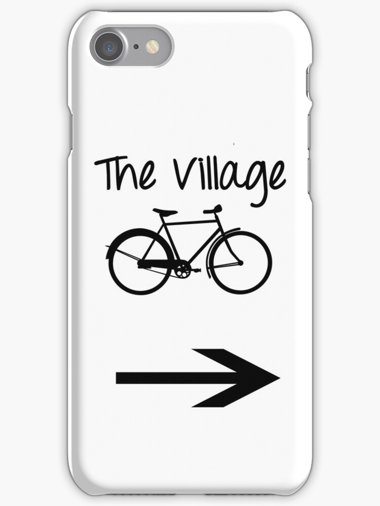 The Village Bike by gemzi-ox