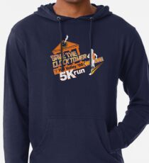 Save The Clock Tower Lightweight Hoodie