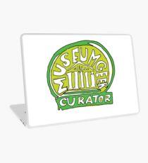 Museum Geek: Curator Laptop Skin