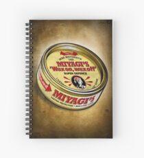 Super Wax Spiral Notebook
