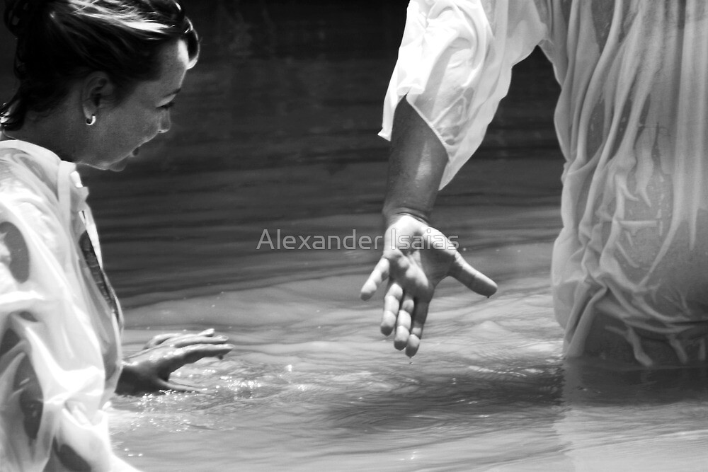 """""""Baptism"""" by Alexander Isaias"""