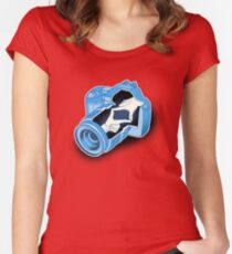 Still Need The Vision Women's Fitted Scoop T-Shirt