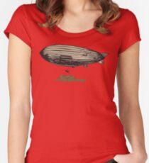 """Indiana Jones """"no ticket"""" Women's Fitted Scoop T-Shirt"""