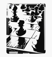 Chess gamer iPad Case/Skin