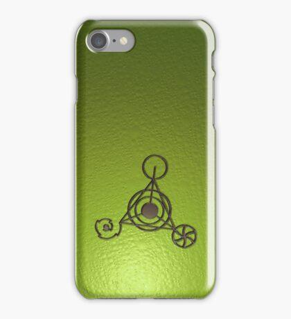 Barbury Crop Circle iPhone Case/Skin