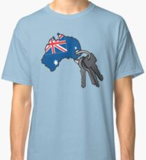 Keys to Australia  Classic T-Shirt