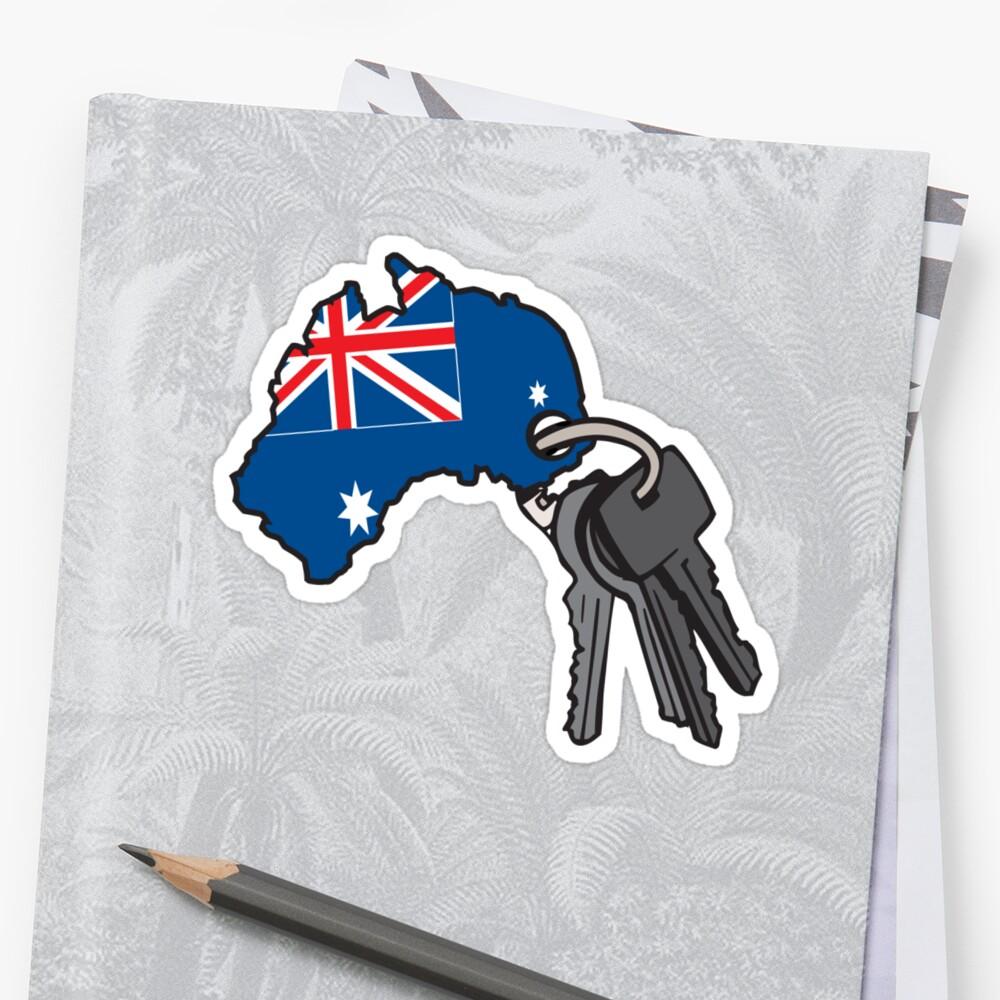 Keys to Australia  by Tardis53