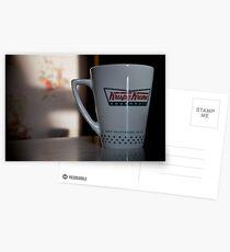 Krispy Kreme Postcards