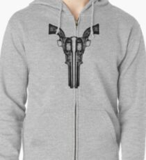 Old Timer Zipped Hoodie