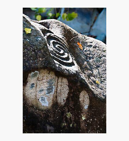 Altavista Petroglyphs Photographic Print