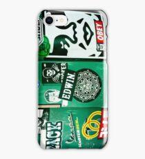 Vespa Obey iPhone Case/Skin