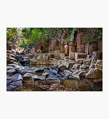 Magical Sanctuary Photographic Print