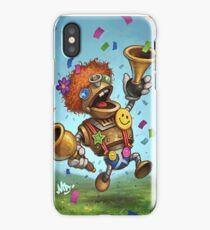Annoy-o-tron iPhone Case/Skin